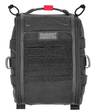 Load image into Gallery viewer, FATPack 7X10 (Gen-2) Bag Only Black Vanquest  medical-gear-outfitters.myshopify.com Medical Gear Outfitters