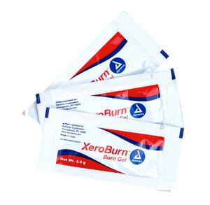 XeroBurn Burn Gel - 3.5g packets Qty 25