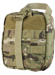 Condor Rip-Away EMT Pouch (Bag Only) Multicam Condor  medical-gear-outfitters.myshopify.com Medical Gear Outfitters