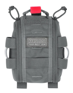 FATPack 4X6 (Gen-2): Bag Only Wolf Gray Vanquest  medical-gear-outfitters.myshopify.com Medical Gear Outfitters