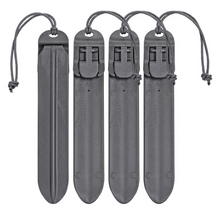 "Load image into Gallery viewer, 5"" MOLLE STICKS (4-Pack) Wolf Gray Vanquest  medical-gear-outfitters.myshopify.com Medical Gear Outfitters"