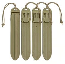 "Load image into Gallery viewer, 5"" MOLLE STICKS (4-Pack) Tan Vanquest  medical-gear-outfitters.myshopify.com Medical Gear Outfitters"
