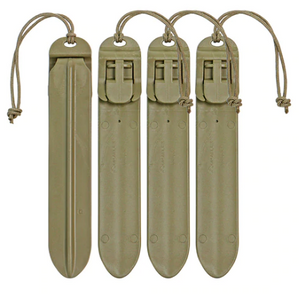 "5"" MOLLE STICKS (4-Pack) Tan Vanquest  medical-gear-outfitters.myshopify.com Medical Gear Outfitters"