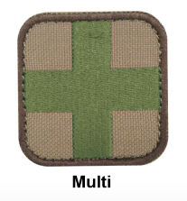 Medical Patch - Cloth Multicam Condor  medical-gear-outfitters.myshopify.com Medical Gear Outfitters