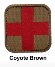 Load image into Gallery viewer, Medical Patch - Cloth Tan Condor  medical-gear-outfitters.myshopify.com Medical Gear Outfitters