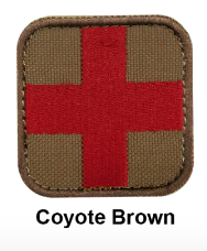 Medical Patch - Cloth Tan Condor  medical-gear-outfitters.myshopify.com Medical Gear Outfitters