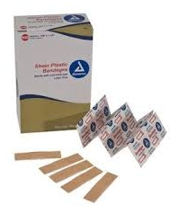 "Butterfly Wound Closure, Sterile, 3/8"" x 1 13/16"", Medium"