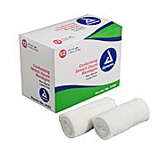 "Stretch Gauze Bandage Roll, Non-Sterile, 3"", Box/12  Dynarex  medical-gear-outfitters.myshopify.com Medical Gear Outfitters"