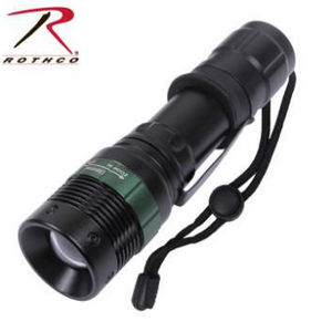 3 Watt Cree Flashlight  Rothco  medical-gear-outfitters.myshopify.com Medical Gear Outfitters