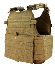 Load image into Gallery viewer, MOPC: Modular Operator Plate Carrier Tan Condor  medical-gear-outfitters.myshopify.com Medical Gear Outfitters