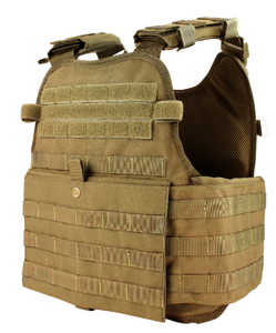 MOPC: Modular Operator Plate Carrier Tan Condor  medical-gear-outfitters.myshopify.com Medical Gear Outfitters