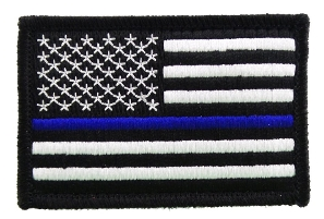 USA American Thin Blue Line