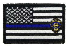 Load image into Gallery viewer, USA American Thin Blue Line