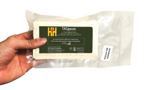TACgauze™ Wound Wrapping Gauze