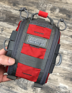 FATPack 4X6 (Gen-2): Bag Only Red Vanquest  medical-gear-outfitters.myshopify.com Medical Gear Outfitters