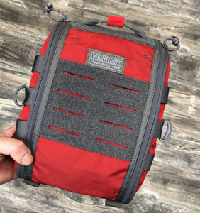 FATPack 7X10 (Gen-2) Bag Only Red Vanquest  medical-gear-outfitters.myshopify.com Medical Gear Outfitters