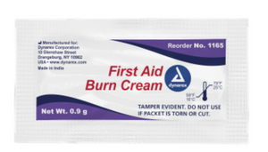 First Aid Burn Cream Pack of 6