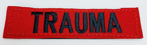 Trauma Patch Red Medical Gear Outfitters  medical-gear-outfitters.myshopify.com Medical Gear Outfitters