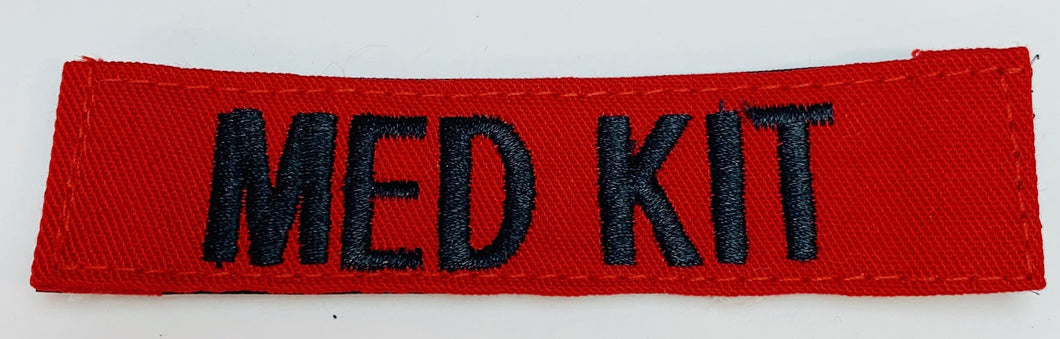 MED KIT Patch  Medical Gear Outfitters  medical-gear-outfitters.myshopify.com Medical Gear Outfitters