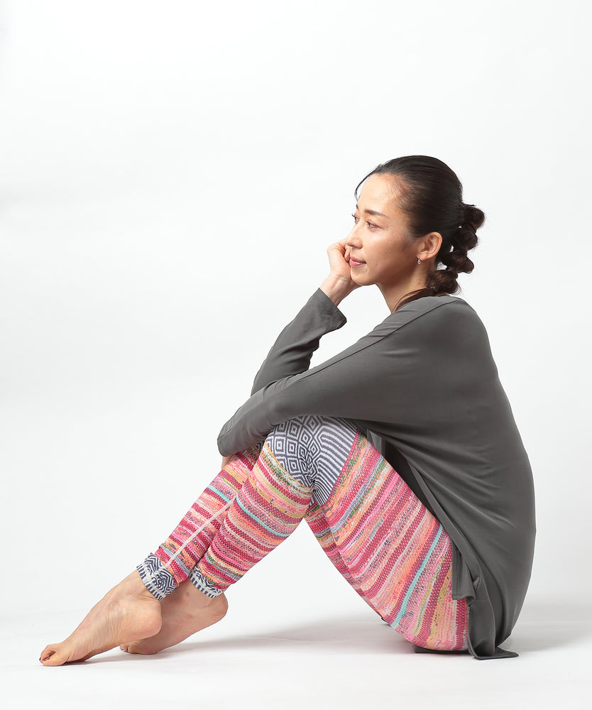 Unique Patterns Agri Leggings - CORCOPI®️ YOGA STORE