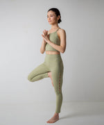 knitting Side Knitting Leggings - CORCOPI®️ YOGA STORE