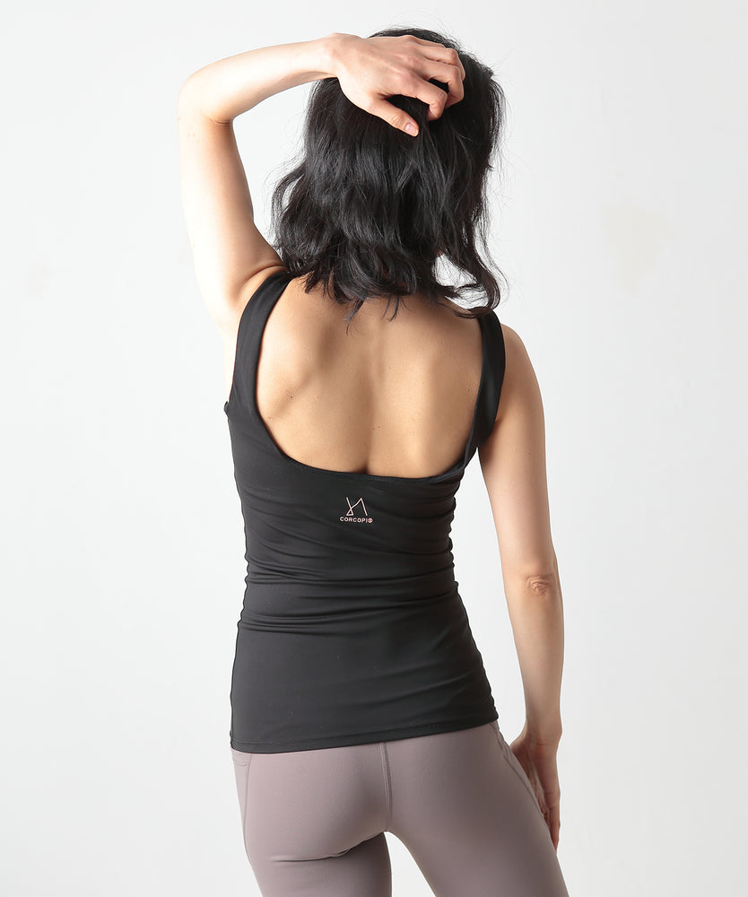 Classic Standard Tank  With Cup - CORCOPI®️ YOGA STORE