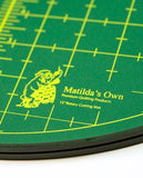 Matilda's Own Rotating Cutting Mat- Now Available in the USA