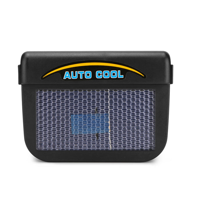 Hot selling Auto Cool Solar Power Car Window Auto Vent Fan