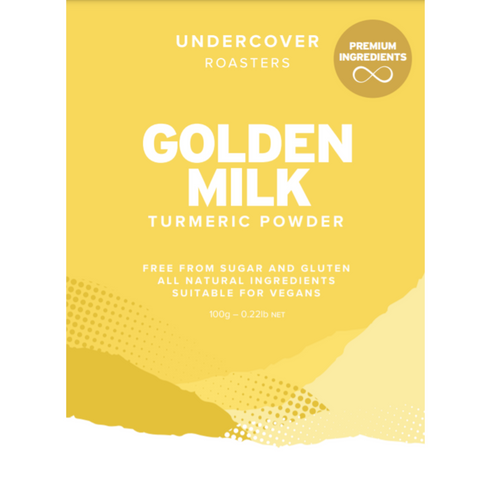 Golden Milk Turmeric powder - 100g