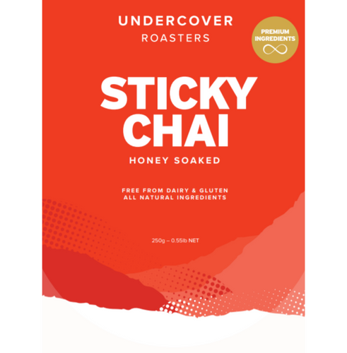 Sticky Chai - Honey soaked - 1kg