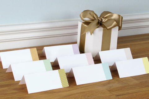 Celebrate/Sparkle Place Cards