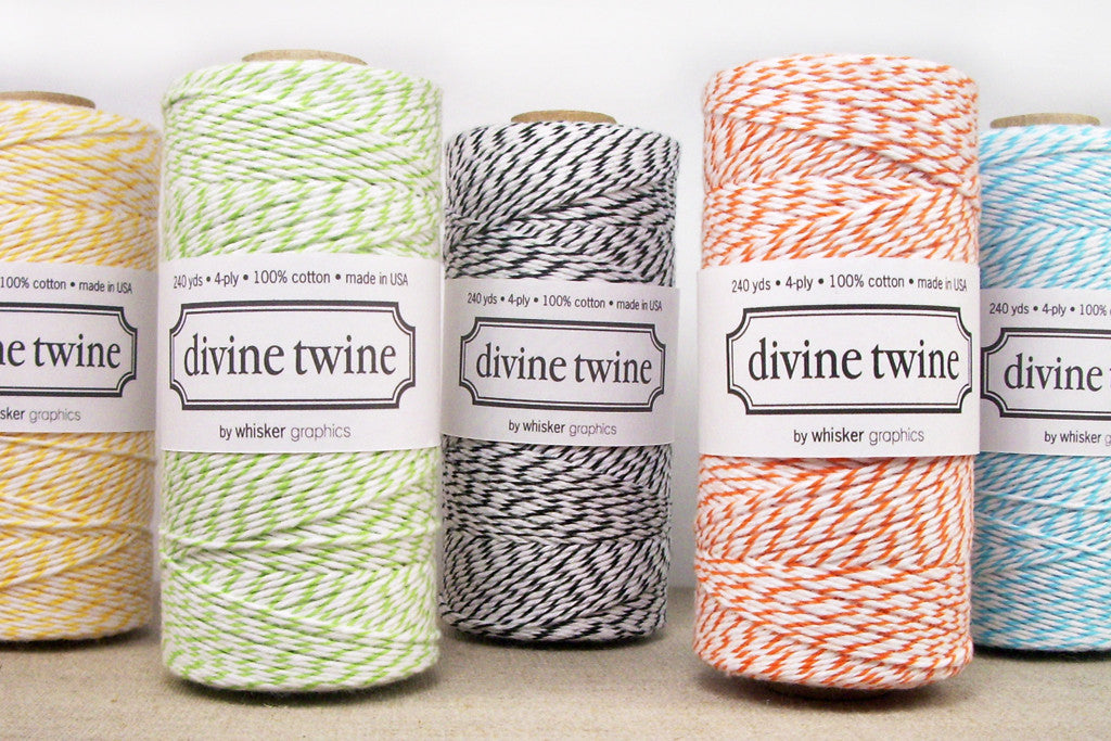 Bakers Twine – Divine Twine