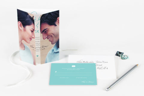 Romance Invitation Set