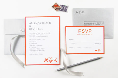 The Penthouse Invitation Set