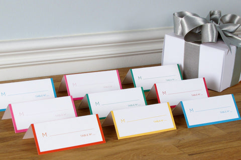 The Penthouse Place Cards