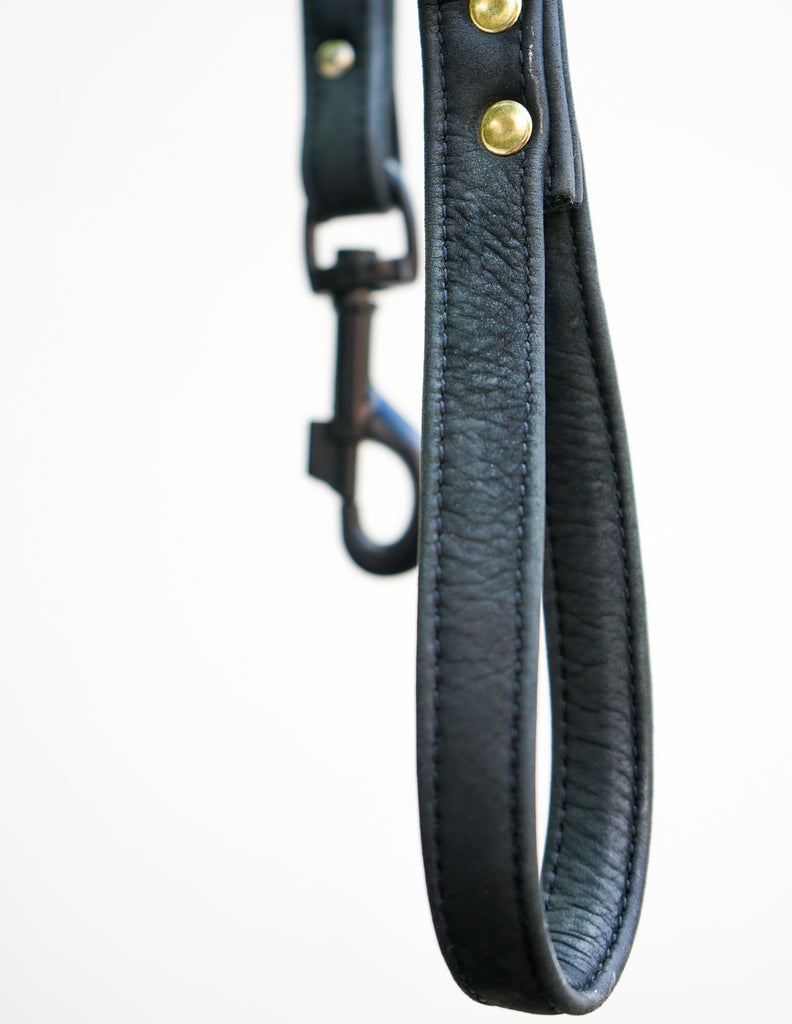 Oxford Leather Leash