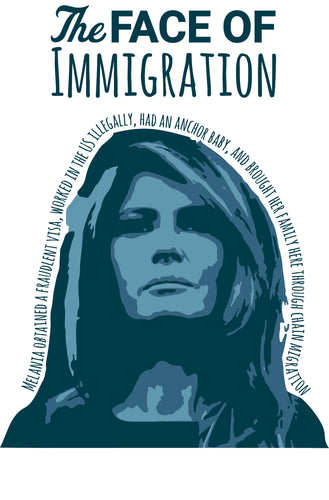 Melania: The Face of Immigration!