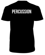 Load image into Gallery viewer, Canvas Unisex T-shirt PERCUSSION