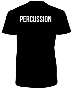 Canvas Unisex T-shirt PERCUSSION