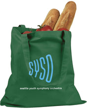 Load image into Gallery viewer, Cotton Tote with SYSO logo