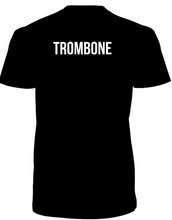 Load image into Gallery viewer, Unisex Cotton Tee TROMBONE