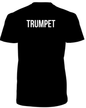 Load image into Gallery viewer, Unisex Cotton Tee TRUMPET
