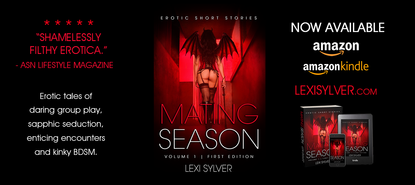 Mating Season: Erotic Short Stories by Lexi Sylver on Amazon