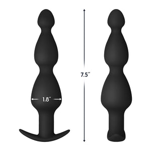 FORTO F-52 Cone Anal Beads
