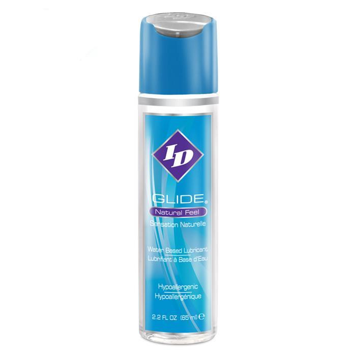 ID Glide Water-Based Lubricant 2.2 oz.