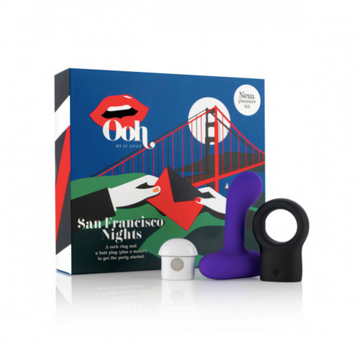 Ooh San Francisco Nights Pleasure Kit