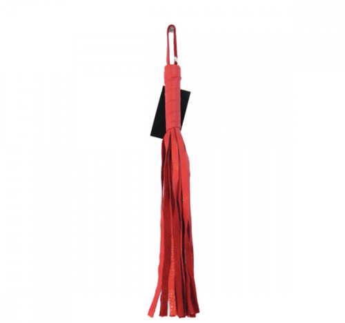 Soft Leather Flogger 16