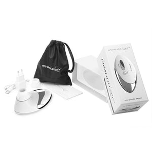 Womanizer W500 | White and Chrome | Lexi Sylver