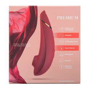 Womanizer Premium by Womanizer | Red and Gold | Lexi Sylver