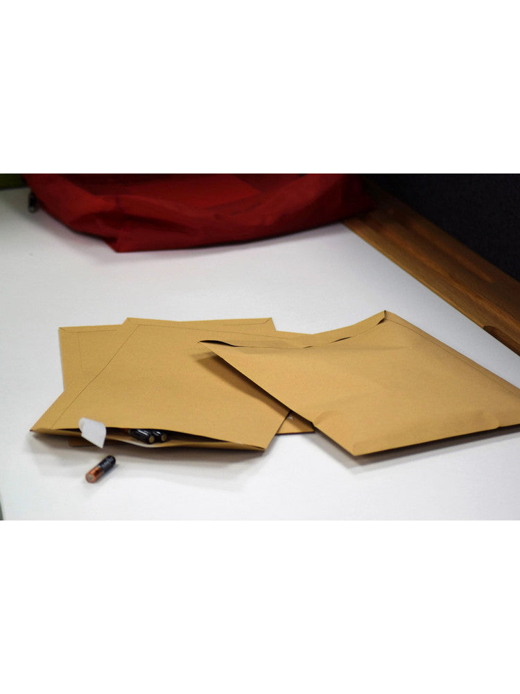 229 x 162mm C5 Grampian Brown Manilla 115gsm Peel & Seal Mailing Bag 4993